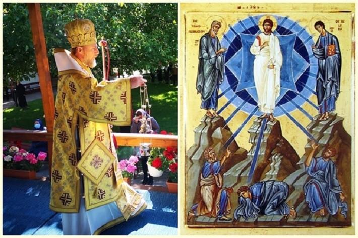"""Să facem din viața noastră un """"Tabor"""" de la care să se vadă credința și mărturisirea prezenței lui Dumnezeu - Preasfințitul Părinte Emilian"""
