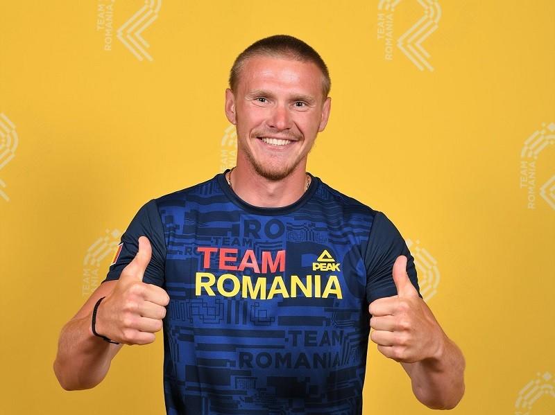 Canoistul Cătălin Chirilă va fi purtătorul de drapel al României la Ceremonia de Închidere a Jocurilor Olimpice de la Tokyo
