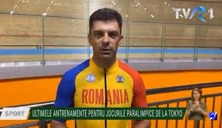 România participă cu 7 sportivi la Jocurile Paralimpice de la Tokyo