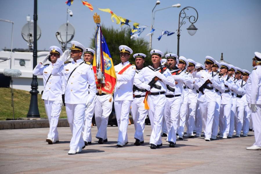 Ziua Marinei Române va fi sărbătorită la Constanţa, Mangalia, Brăila şi Tulcea