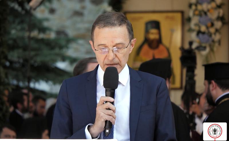 Ioan-Aurel Pop la Putna: Patria noastră trebuie să fie credința noastră. Biserica noastră este egală cu națiunea română