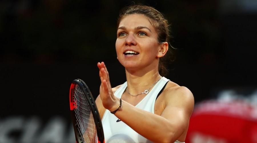 Simona Halep a obținut prima victorie după trei luni și jumătate, la Cincinnati
