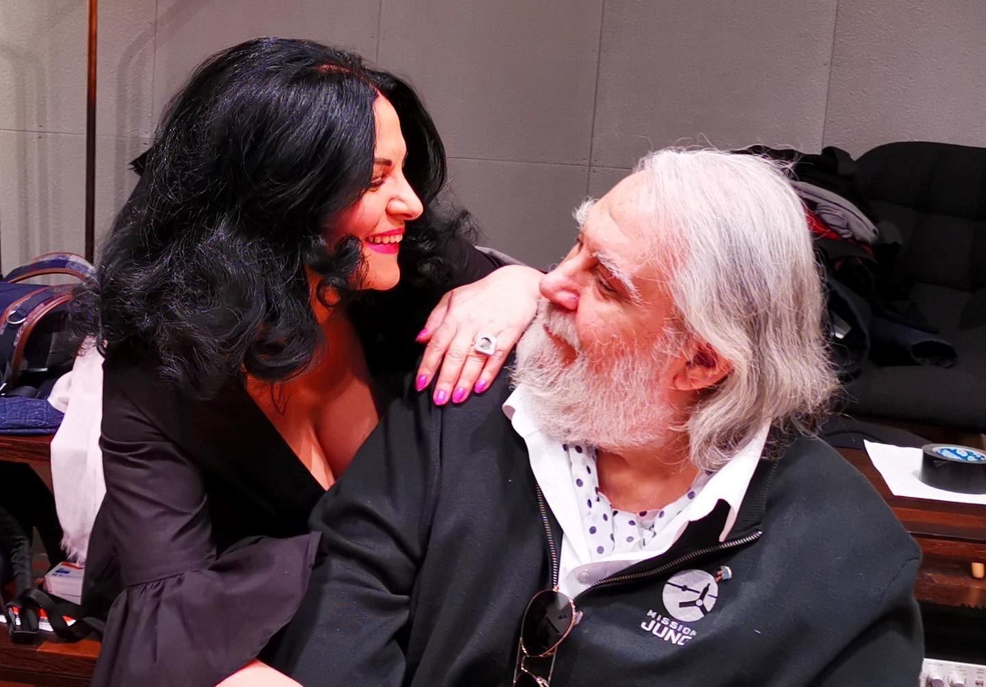 Angela Gheorghiu și Vangelis, la a doua colaborare. Albumul va fi lansat în septembrie