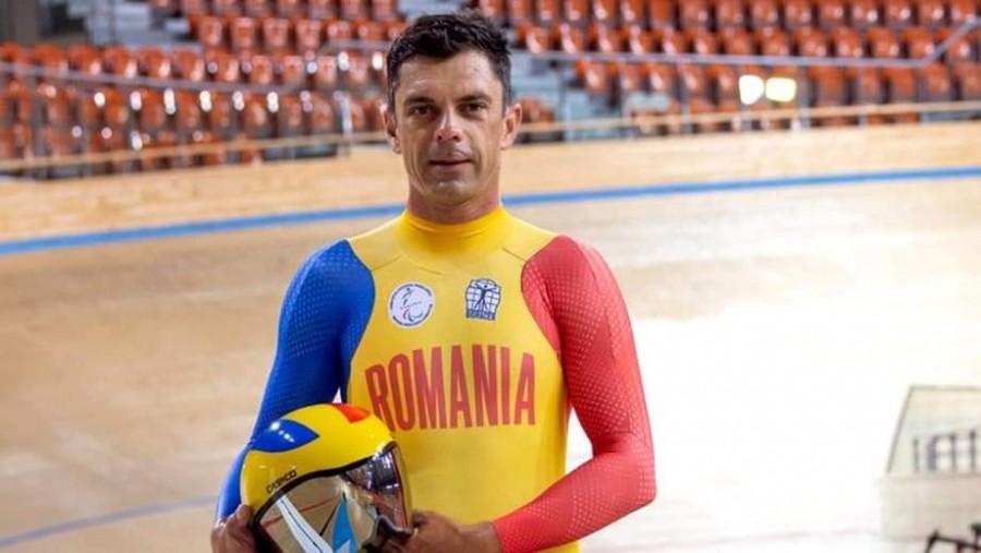 Medalie de argint pentru Eduard Novak la Jocurile Paralimpice de la Tokyo!