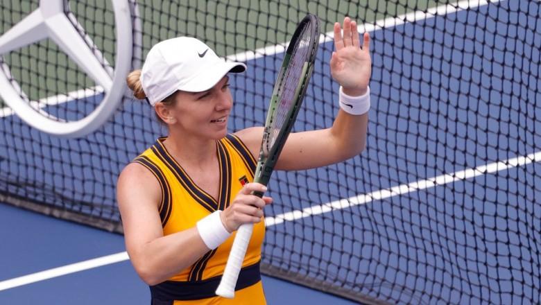 Simona Halep s-a calificat în turul al treilea la US Open
