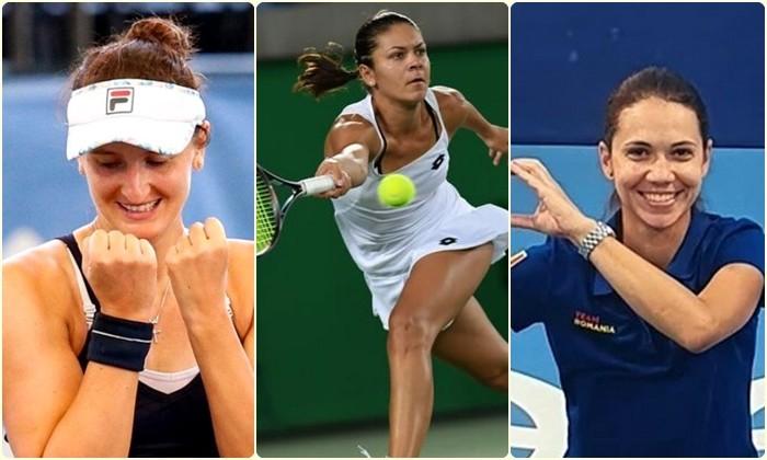 Irina Begu, Andreea Mitu şi Raluca Olaru, calificate în turul al doilea la dublu feminin la US Open