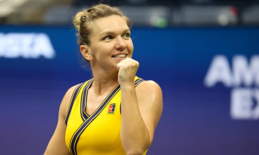 Simona Halep s-a calificat în optimi de finală la US Open!