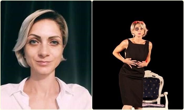 Actriţa Oana-Elena Antonovici a câștigat Marele Premiu al Galei Tânărului Actor - HOP