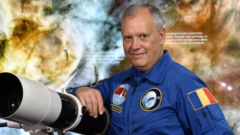 Dumitru Prunariu a anunţat că din toamnă va fi iniţiată Ziua Internaţională a Lunii