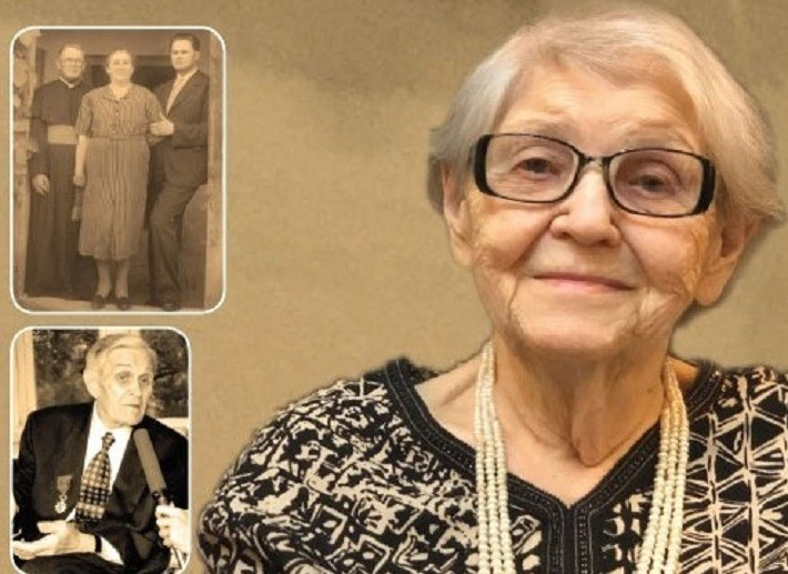 Flavia Bălescu-Coposu, sora cea mare a Seniorului Corneliu Coposu, a trecut la cele veșnice