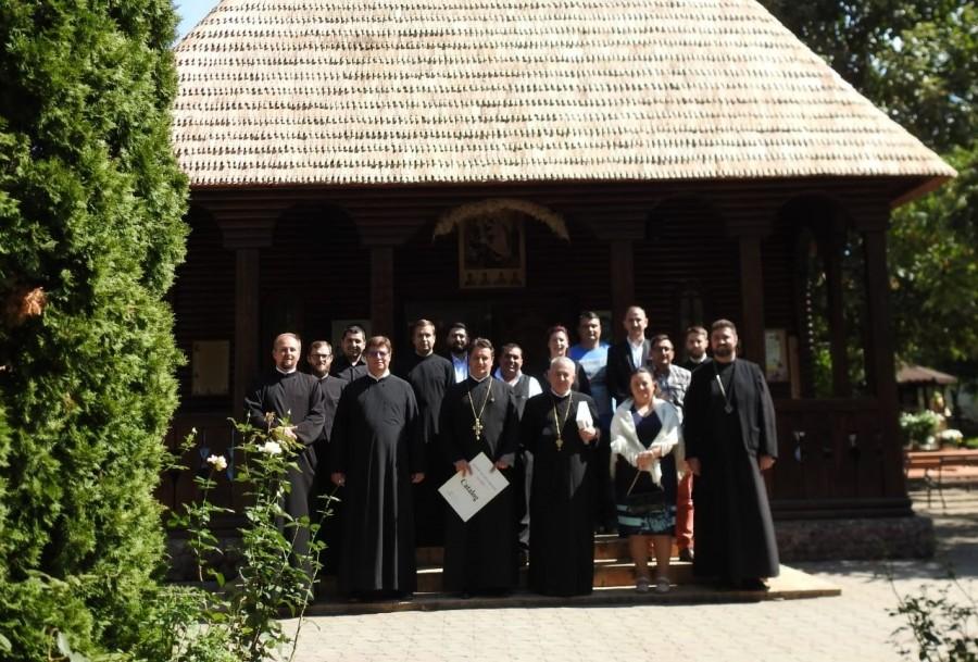 Întâlnire de 10 ani la Seminarul Teologic Liceal Ortodox Arad