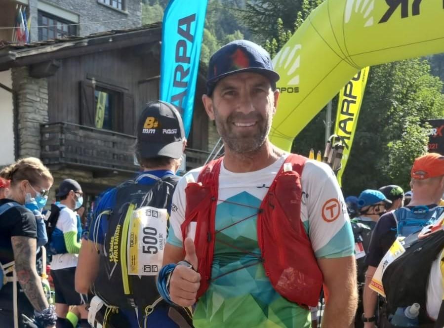 Ultramaratonistul Tibi Uşeriu a luat startul în Tor des Geants 2021, una dintre cele mai solicitante curse din Europa