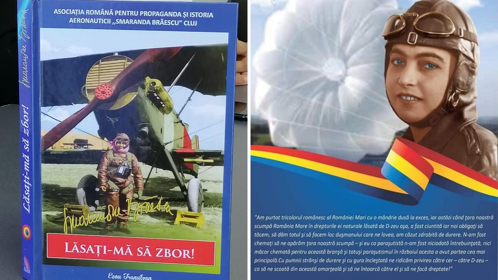 """""""Lăsați-mă să zbor"""" - Lansare de carte la Muzeul Național al Marinei Române"""