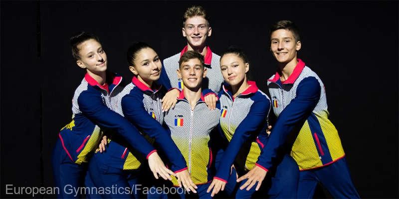 Românii au reuşit opt calificări în finalele Campionatelor Europene de gimnastică aerobică de la Pesaro