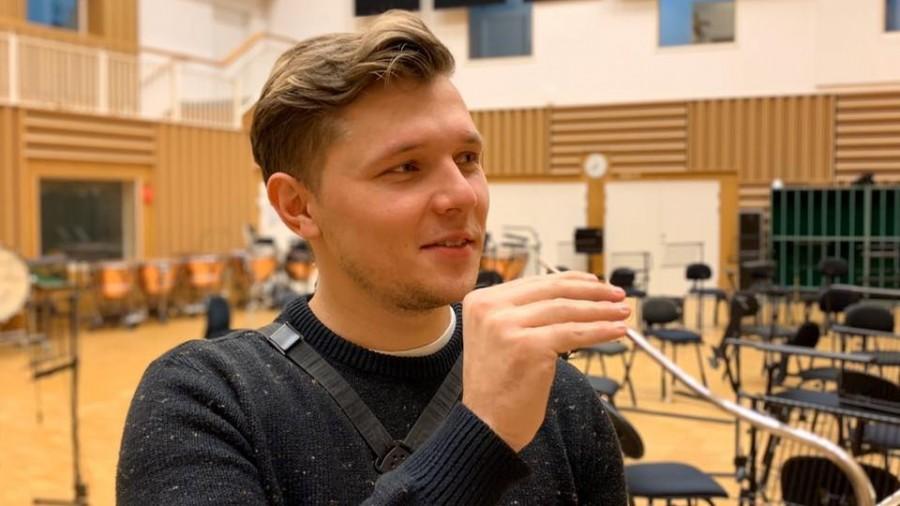 Fagotistul român Traian Sturza, laureat al Concursului Internaţional de la Düsseldorf
