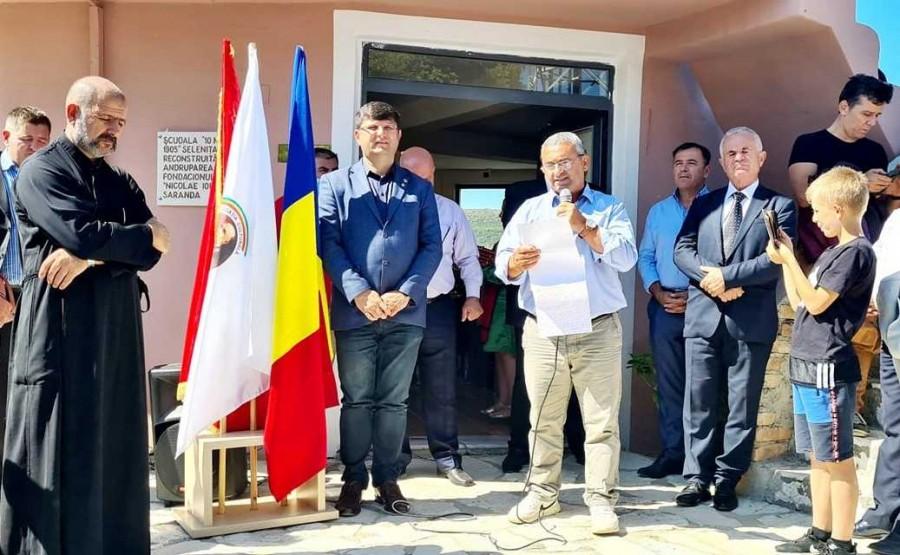 A fost inaugurată prima școală românească din Albania