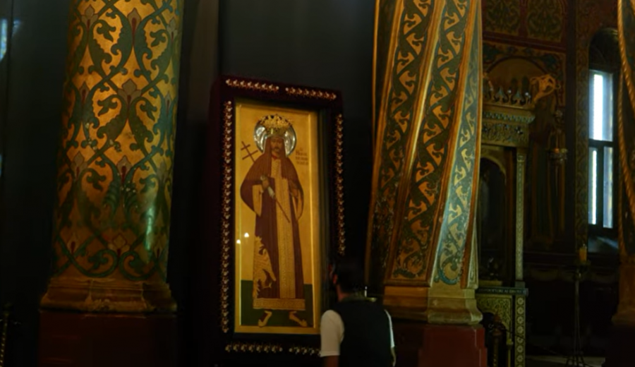 """""""Pe urmele Măriei Sale, Sfântul Voievod Neagoe Basarab"""" - film documentar realizat la 500 de ani de la trecerea la cele veșnice a domnitorului"""