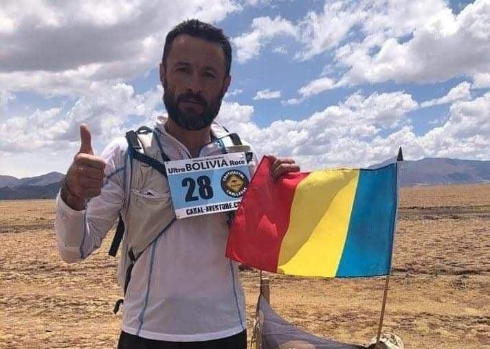 """Iulian Rotariu a câștigat detașat """"Ultra Bolivia Race"""" și a stabilit un nou record al competiției"""
