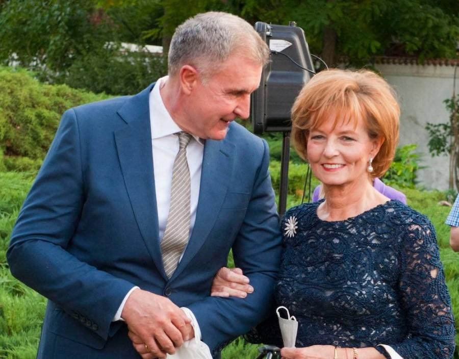 Sărbătoarea Nunții de Argint a Custodelui Coroanei şi a Principelui Radu, marcată printr-un eveniment la Palatul Elisabeta