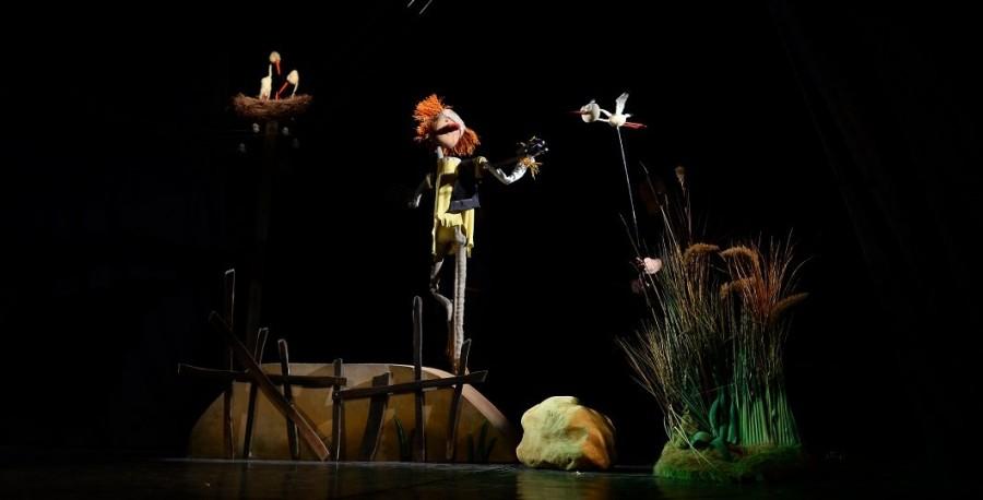 O poveste despre prietenie – duminică, pe scena Trupei Marionete Arad