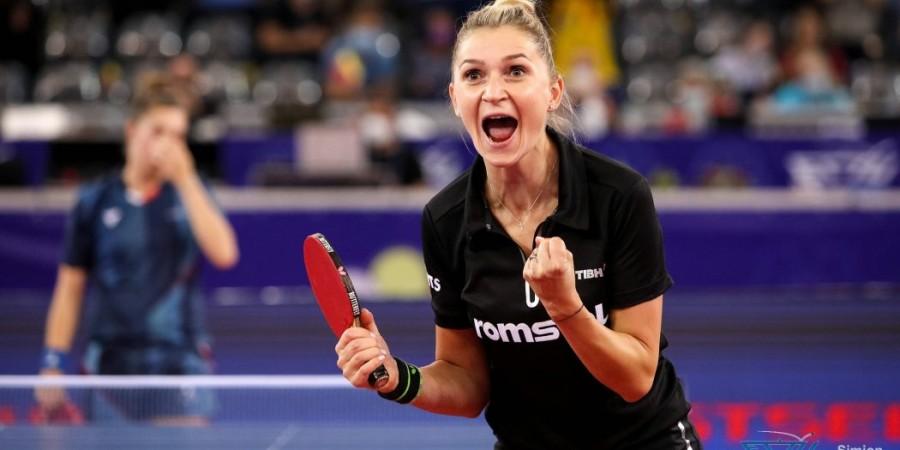 România, în finala Campionatului European de tenis de masă