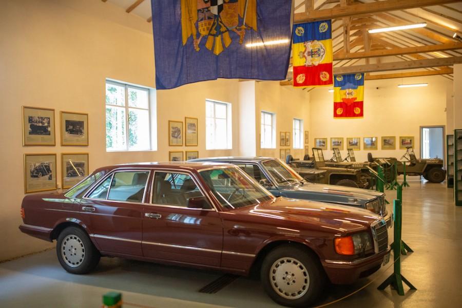 Satul Regal și Parcul Regal de la Săvârșin pot fi vizitate doar cu rezervare prealabilă
