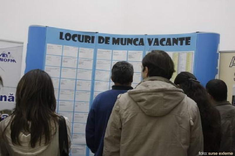 Peste 22.250 de locuri de muncă sunt disponibile la nivel naţional
