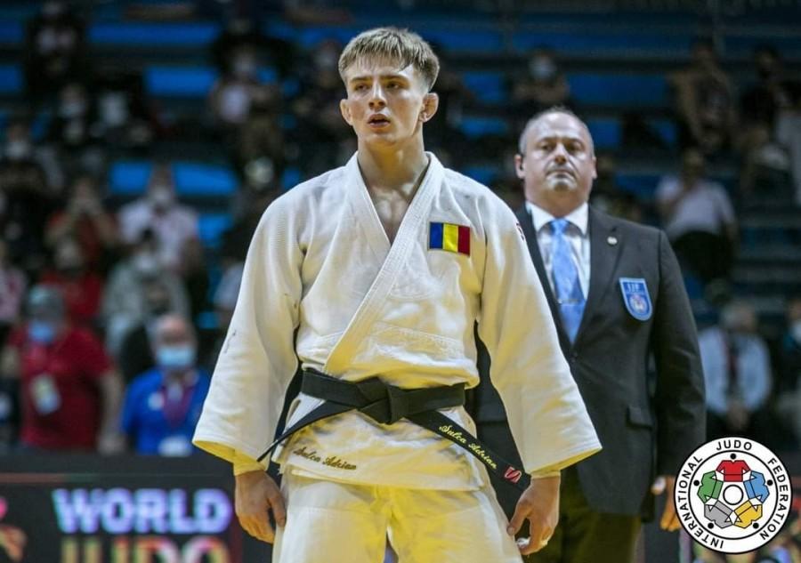 Adrian Şulcă a câştigat medalia de aur la Campionatele Mondiale de Juniori de la Olbia
