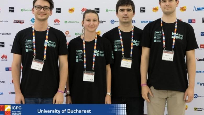Argint pentru România, la Olimpiada Internațională de Informatică de la Moscova