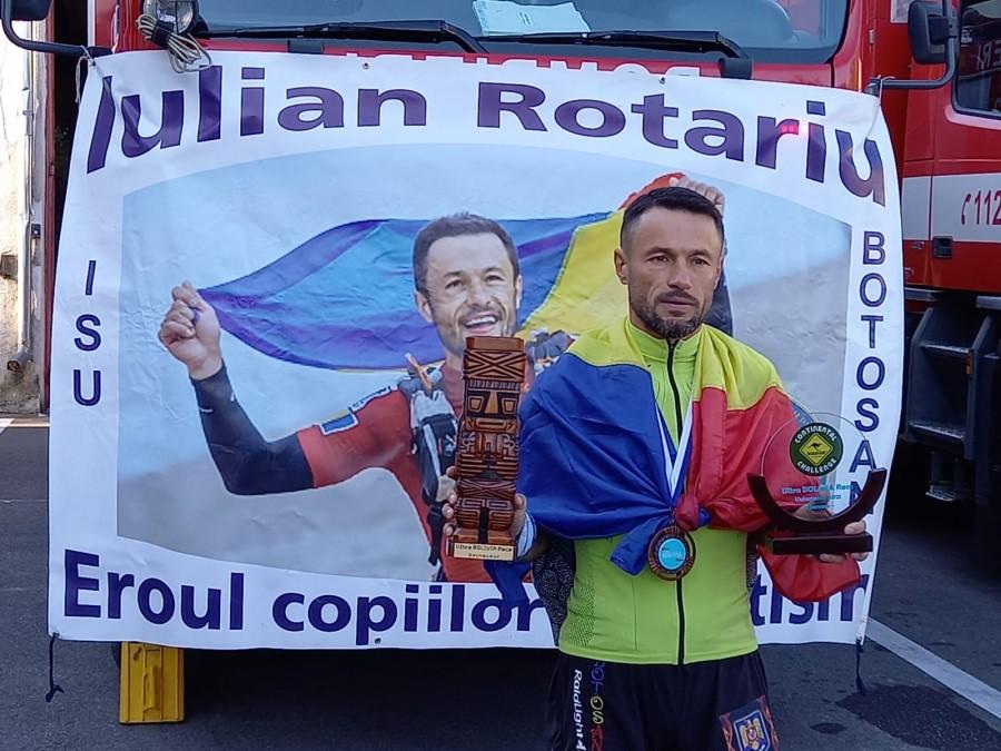 Iulian Rotariu va participa la 'Ultra Norway Race', competiţia la care concurenţii vor alerga non-stop
