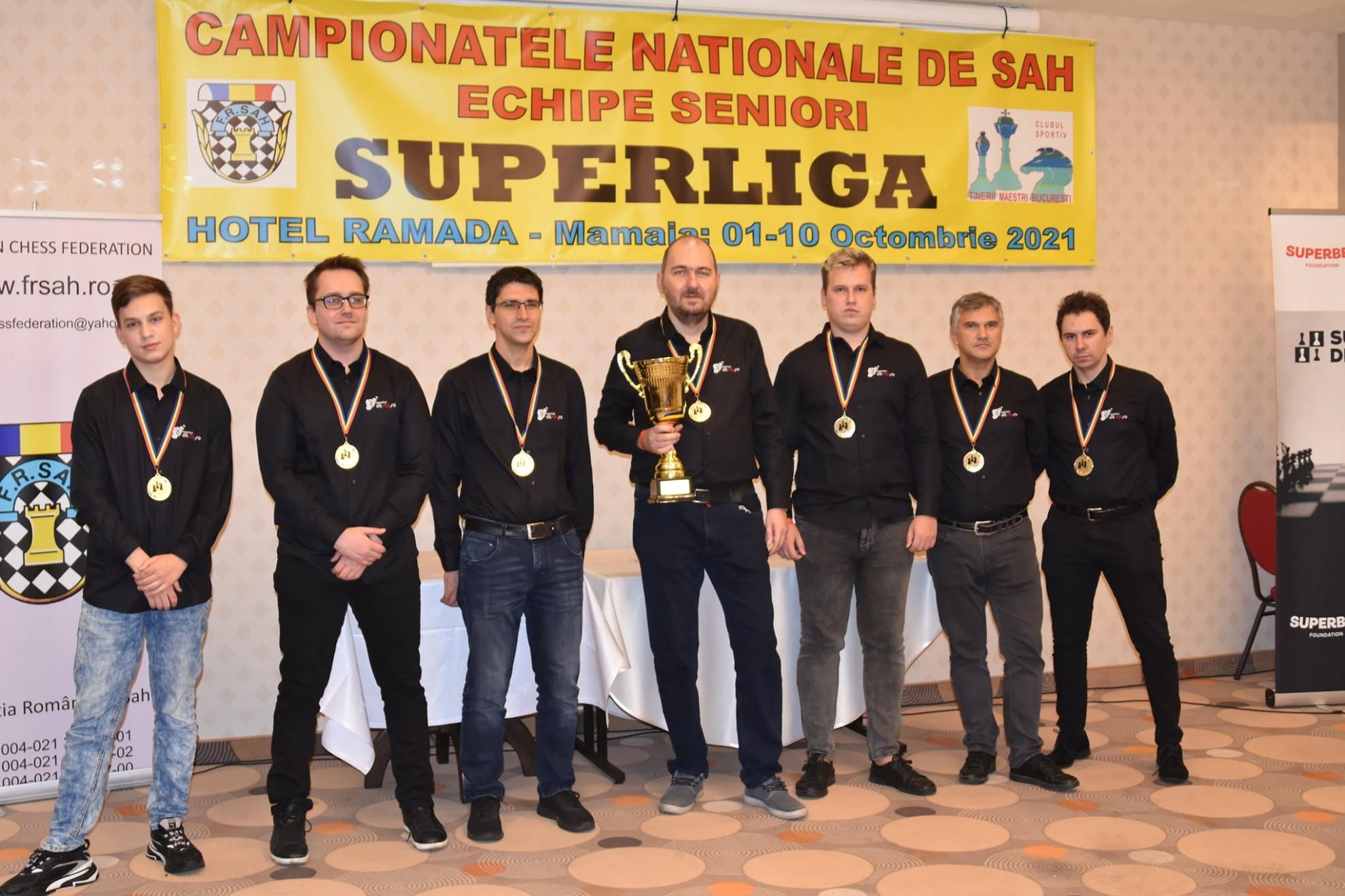 Ei sunt noii campioni ai României la șah și sunt arădeni!