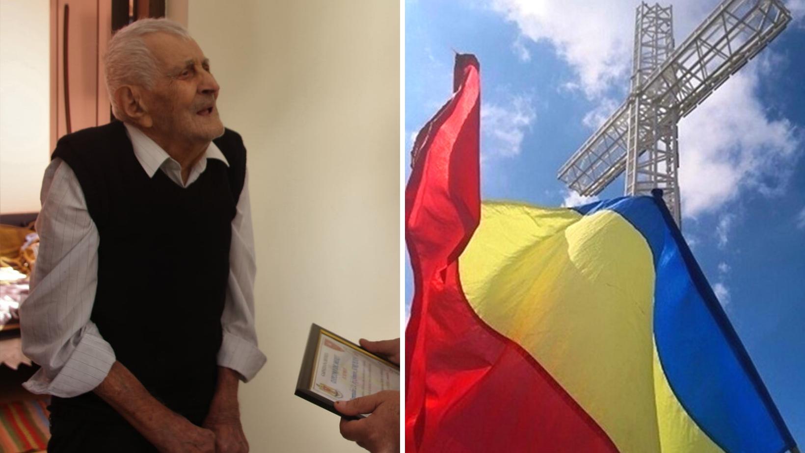 Veteranul de război Simion Sorcean a trecut la cele veșnice la 100 de ani