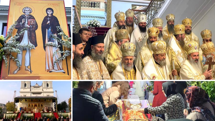 Pelerinajul, Privegherea și Liturghia de la Sfânta Cuvioasă Parascheva, un binecuvântat dialog al pământului cu Cerul și al Cerului cu pământul