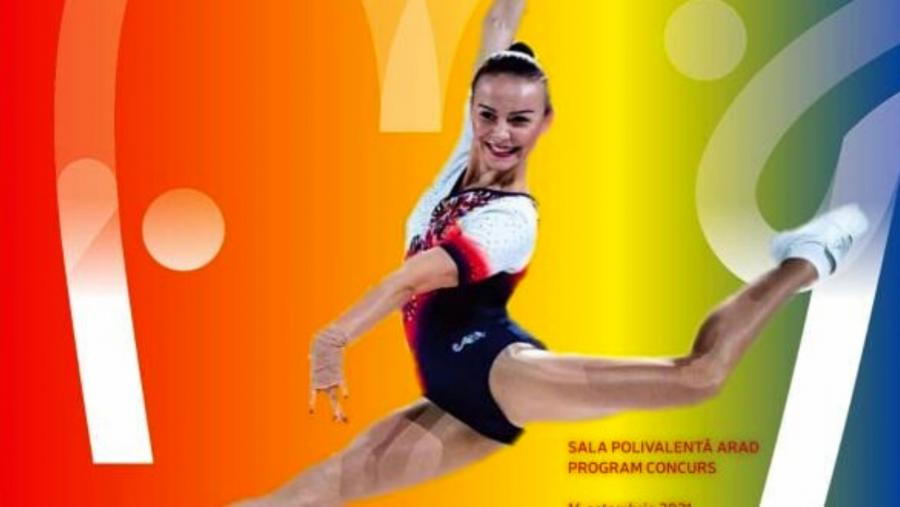 """""""Crema"""" gimnasticii aerobice româneşti vine la Arad! Polivalenta găzduieşte Naţionalele de juniori şi seniori"""