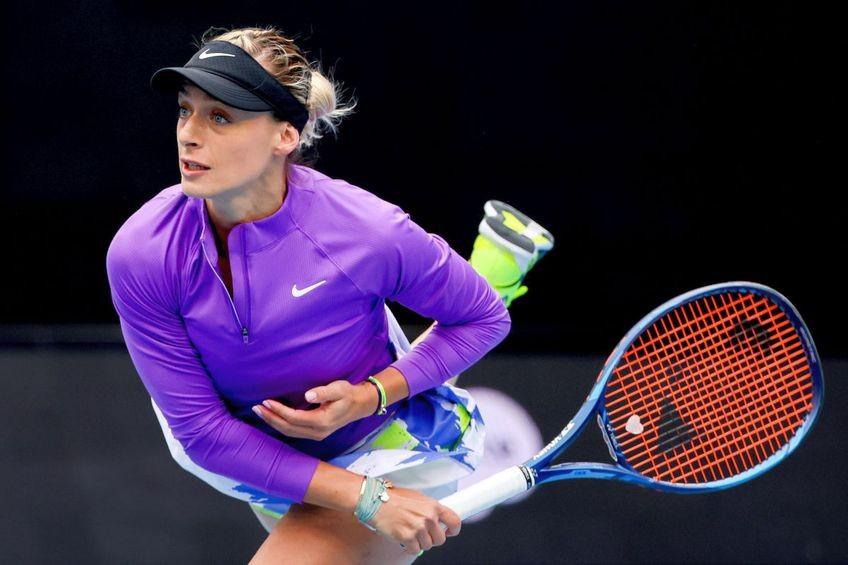 Ana Bogdan s-a calificat în optimile turneului Transylvania Open